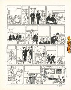 Tintin Isola 2-afnews