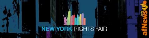 """Dal 30 maggio al 1 giugno nella """"Grande Mela"""" la prima New York Rights Fair"""