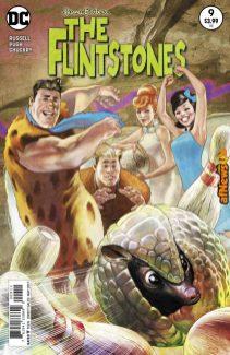 Lion-Extra_THE-FLINTSTONES-GLI-ANTENATI-2_cover-afnews