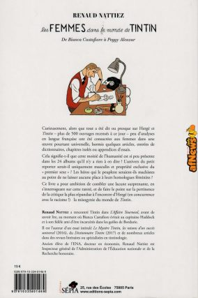 Les Femmes de Tintin 555-afnews