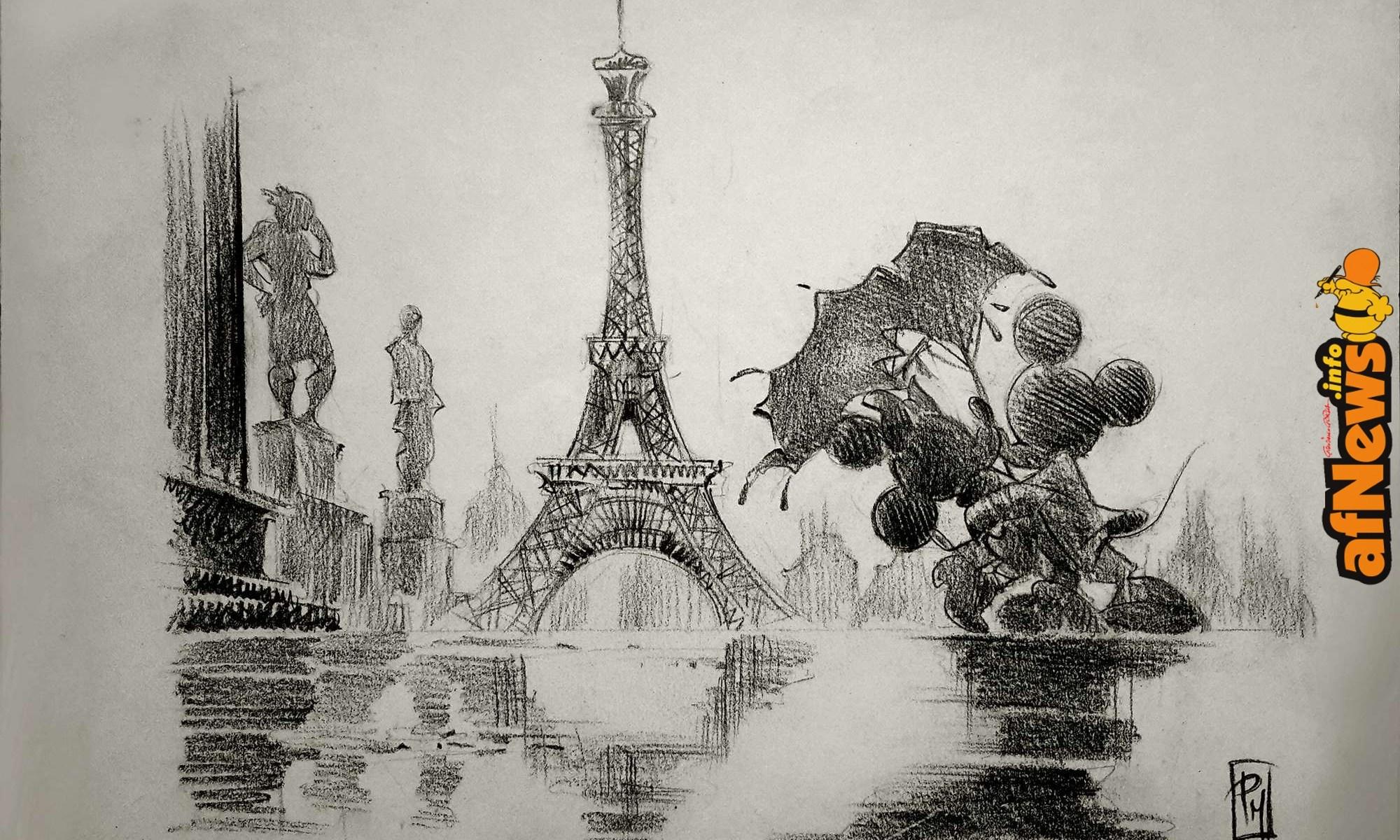 Paolo Mottura - Paris
