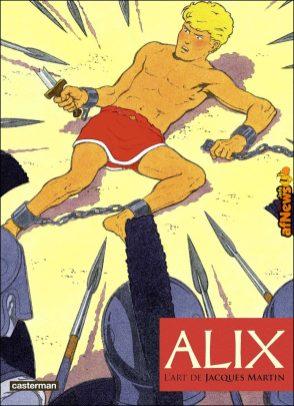 Alix - L'art de Jacques Martin 01-afnews