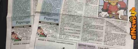 Il Papersera arriva nelle edicole italiane dal 27 febbraio