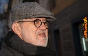 il prode Francois Corteggiani guarda lontano - foto Gianfranco Goria 2019