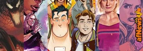 Alcuni dei migliori Comics per il Free Comic Book Day