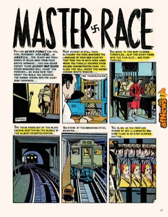 we spoke out master race-afnews