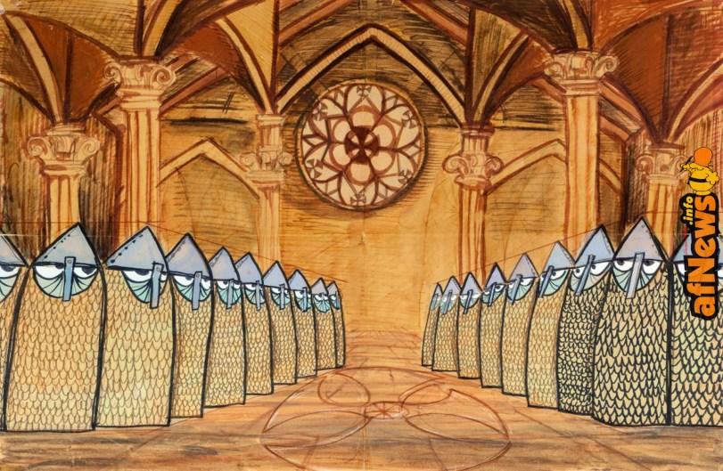 Bonvi - Inquisitori e cavalieri, inedito realizzato per Paul Film-afnews