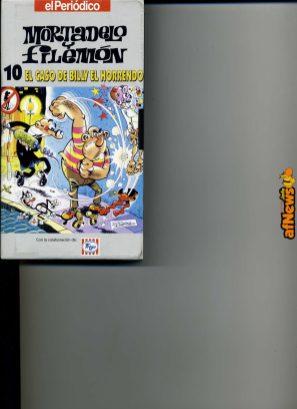 2019-10-03 videocassetta Mortadelo y Filemon 087-afnews