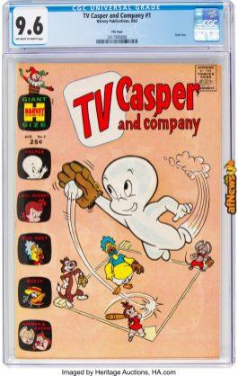 TV Casper and Company 201 File Copy (Harvey, 1963)-afnews