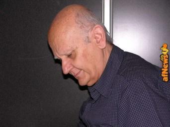 Juan Giménez - Foto Gianfranco Goria 2005