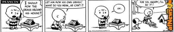 snoopy-first-appearance-afnews