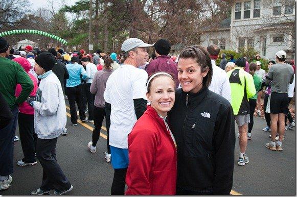 Mistletoe half marathon-1