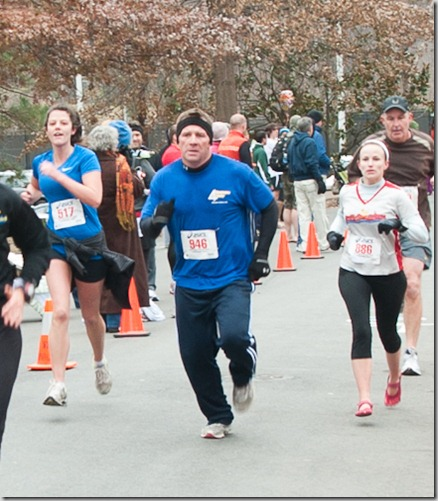 Mistletoe half marathon-3