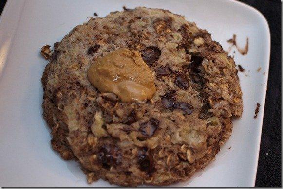 healthy-breakfast-oatmeal-cookie