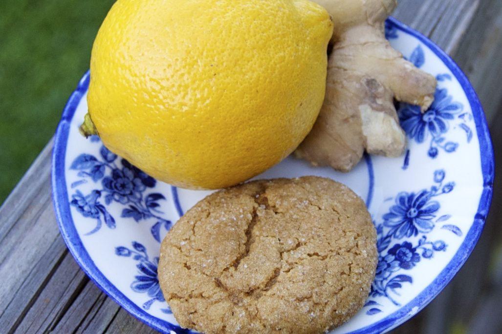 Lemon Ginger flavors