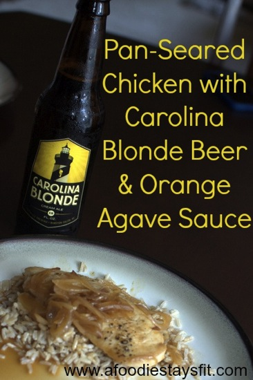 Carolina Blonde Agave Orange Chicken2