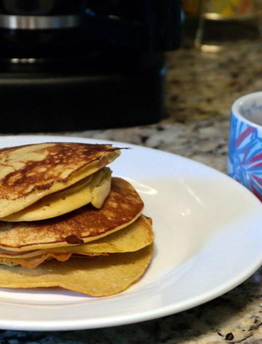 paleo plantain pancakes
