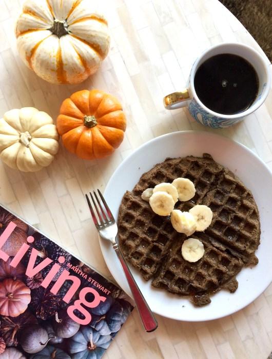 buckwheat waffle recipe