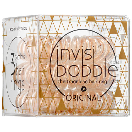 invisibobble hair tie