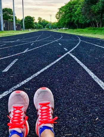 Track Etiquette: 10 Rules For Runners & Walkers
