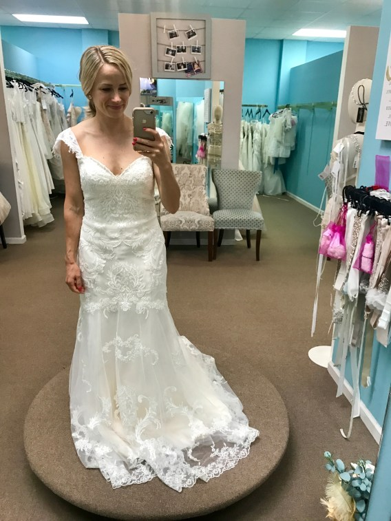 Dresses i didn 39 t buy review of wedding dress shops in for Wedding dress shops in greensboro nc