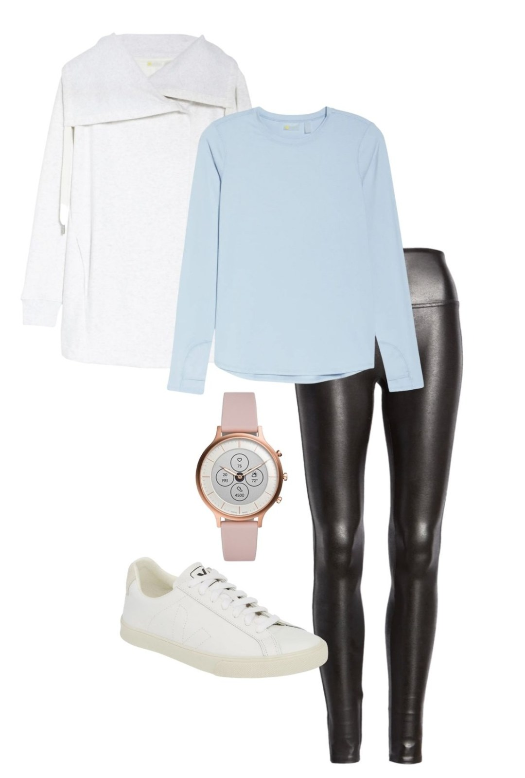 Athleisure for cold weather