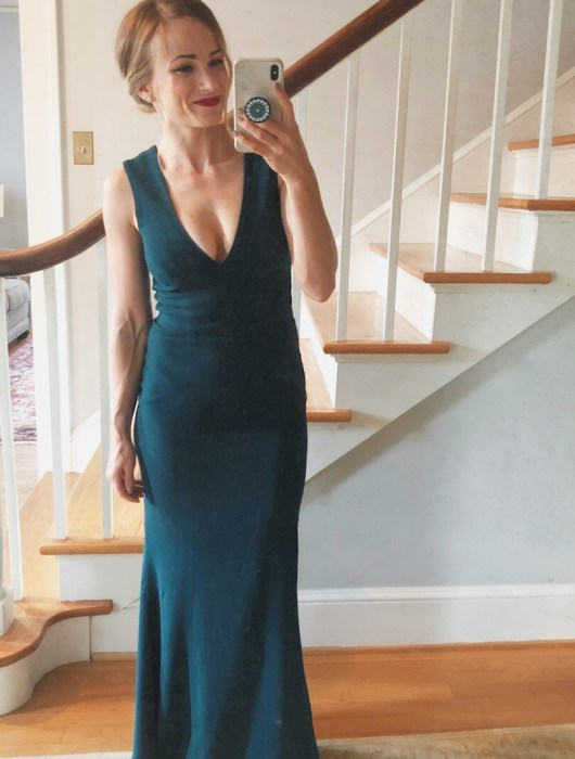 petite gowns nordstrom