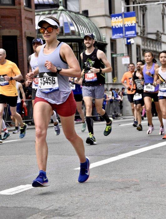 hereford boston marathon