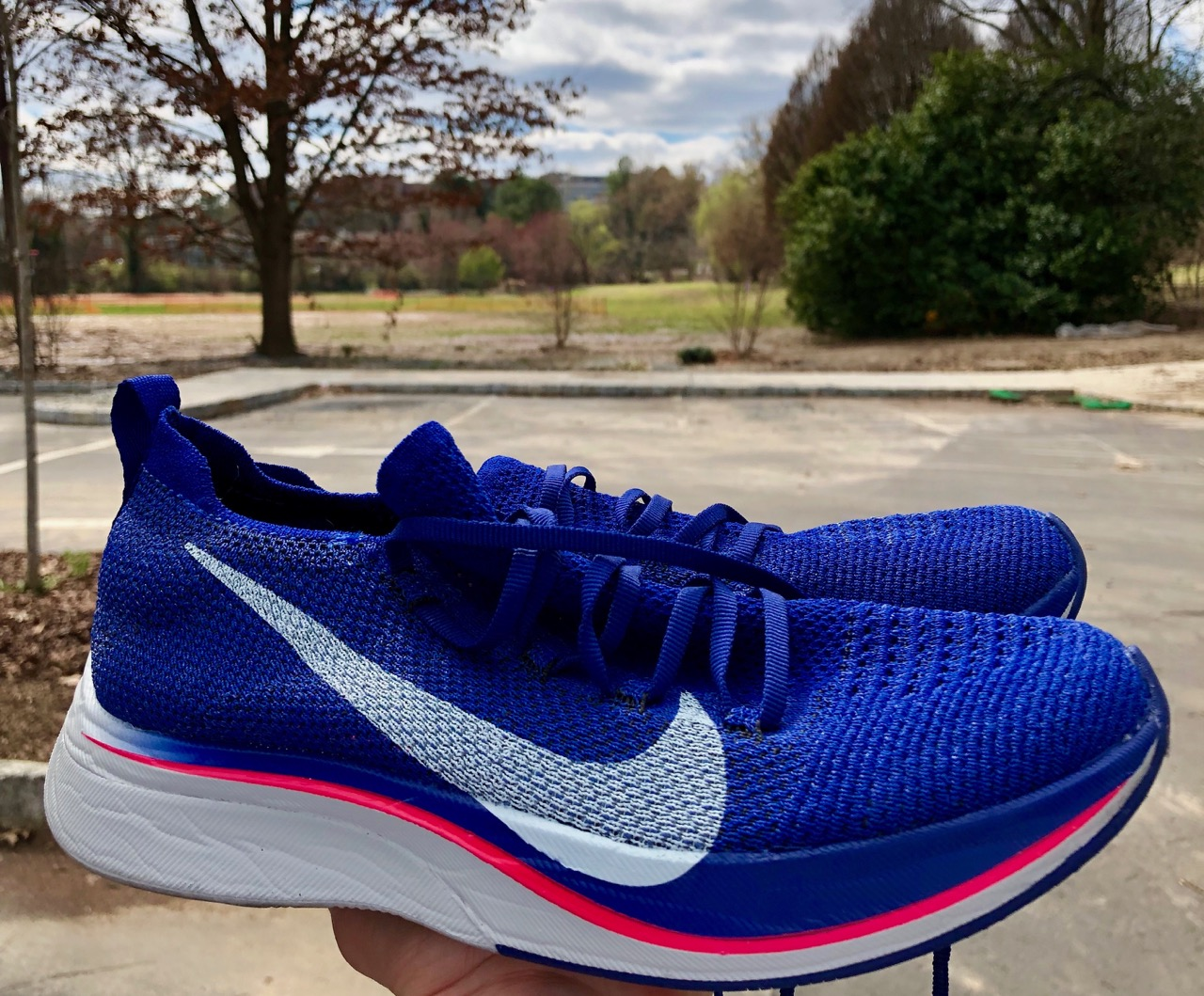 Nike Zoom Vaporfly 4% -- worth the hype