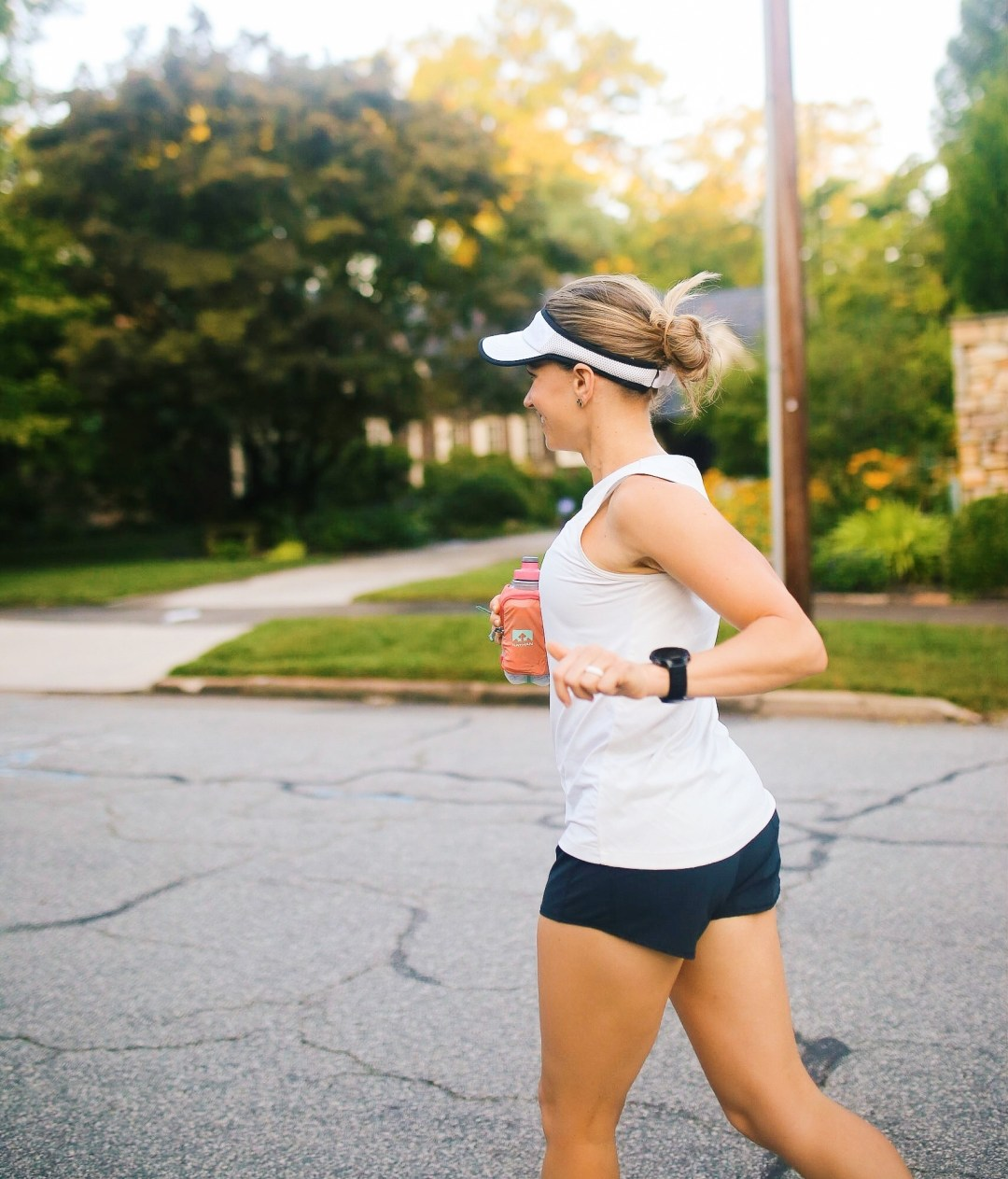 ideas for running in the heat