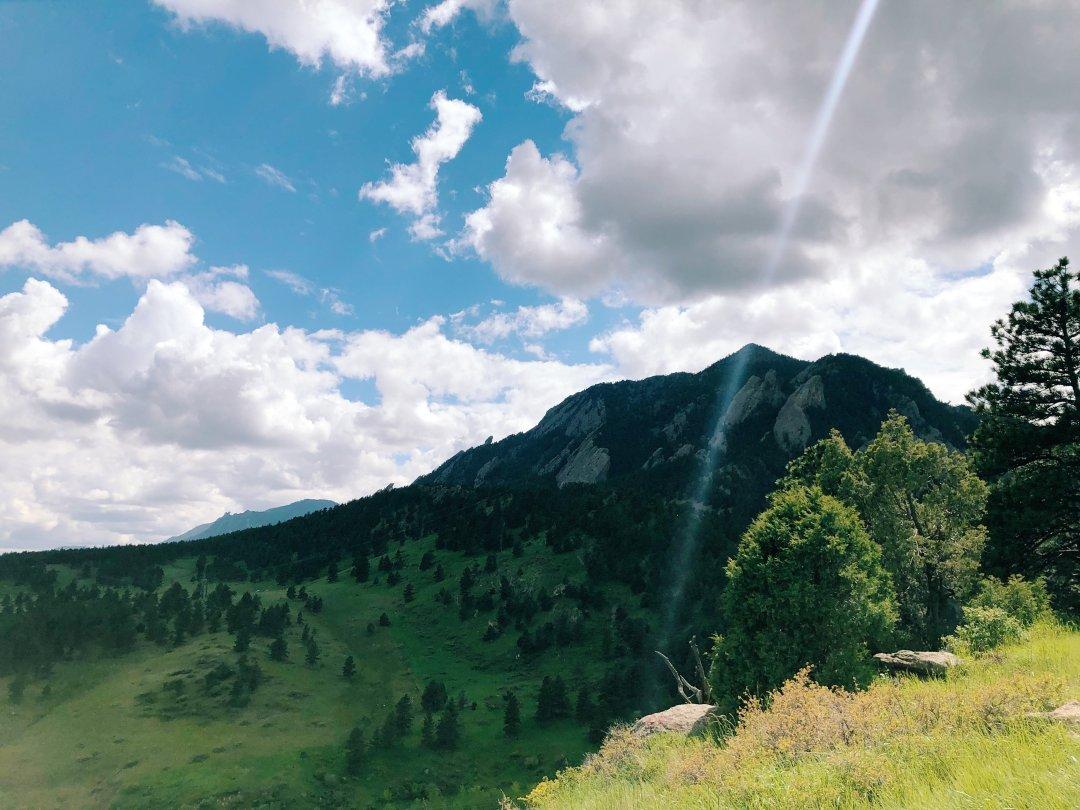NCAR hike
