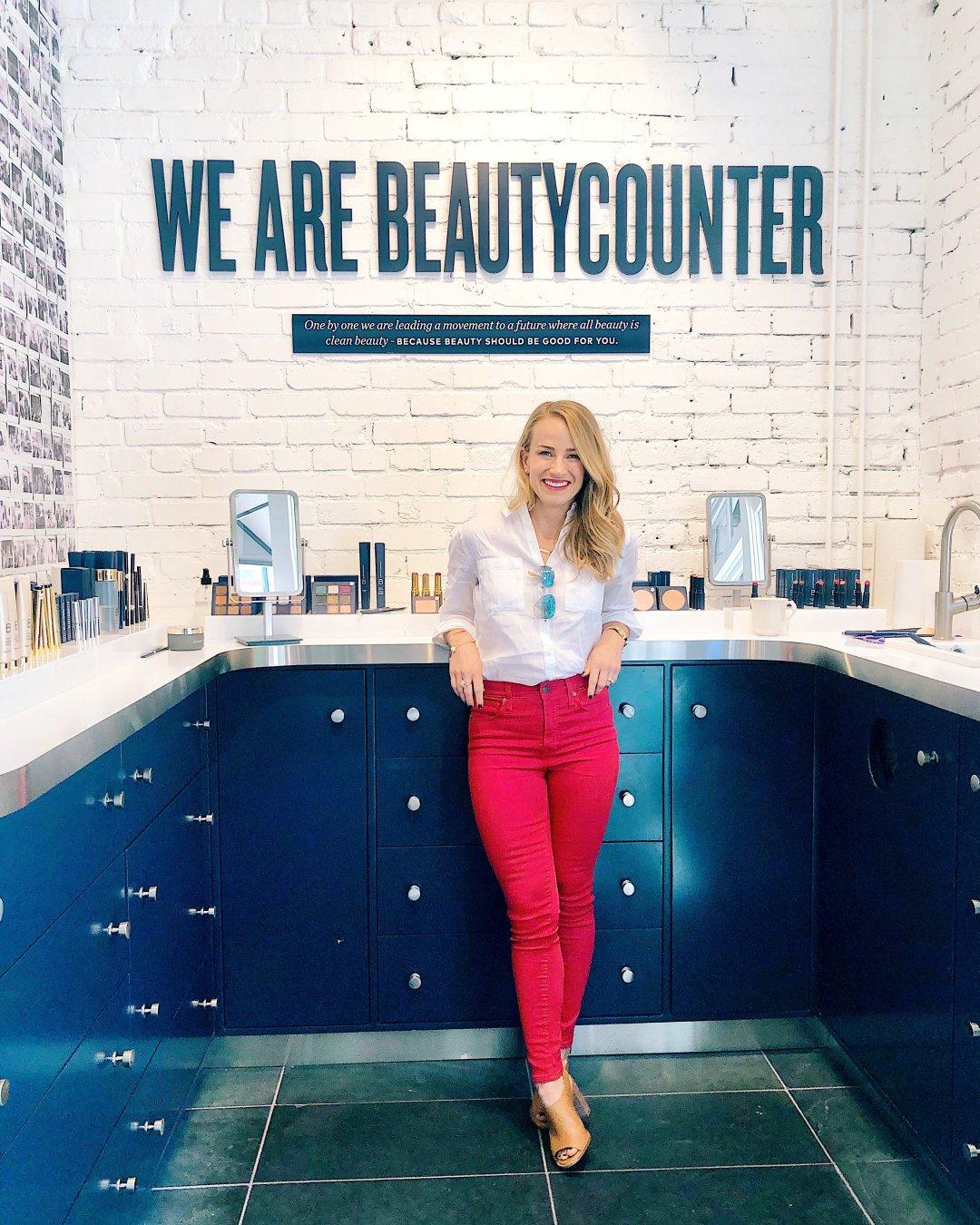 Beautycounter experience