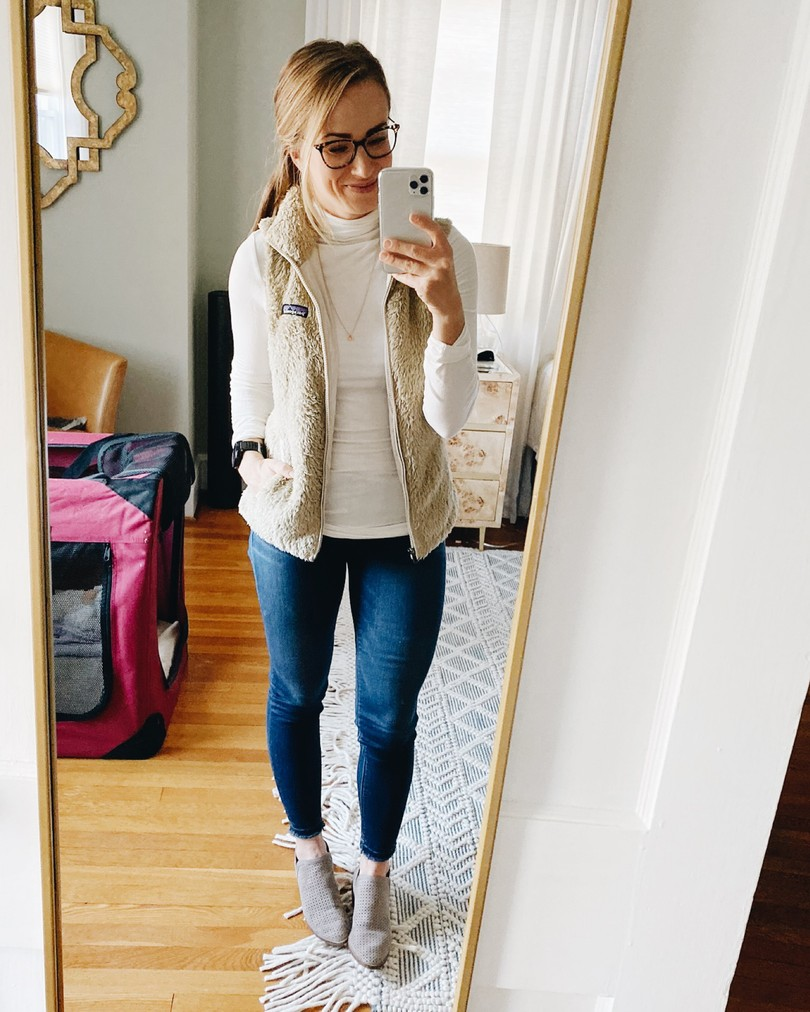 Trunk Club January outfit roundup
