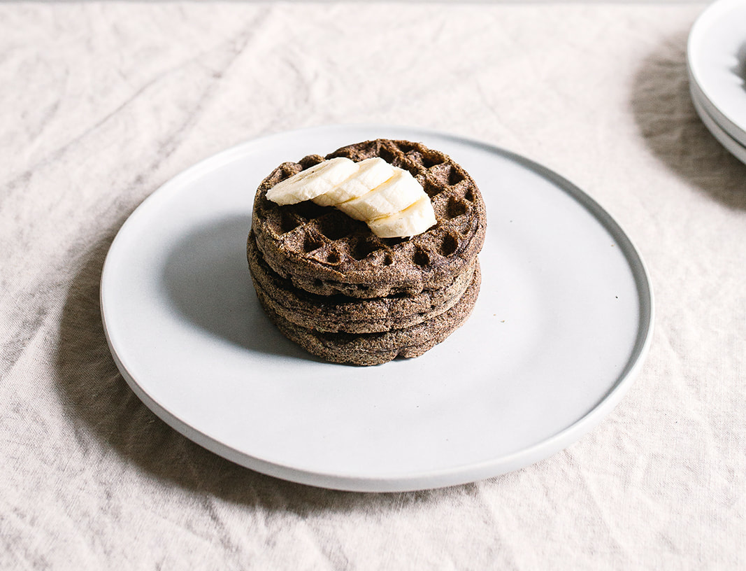 Gluten-Free Buckwheat Waffle Recipe