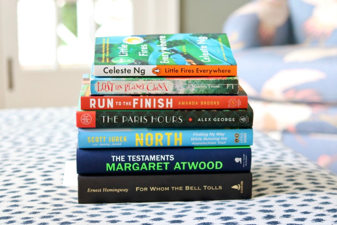 Books I Read in April