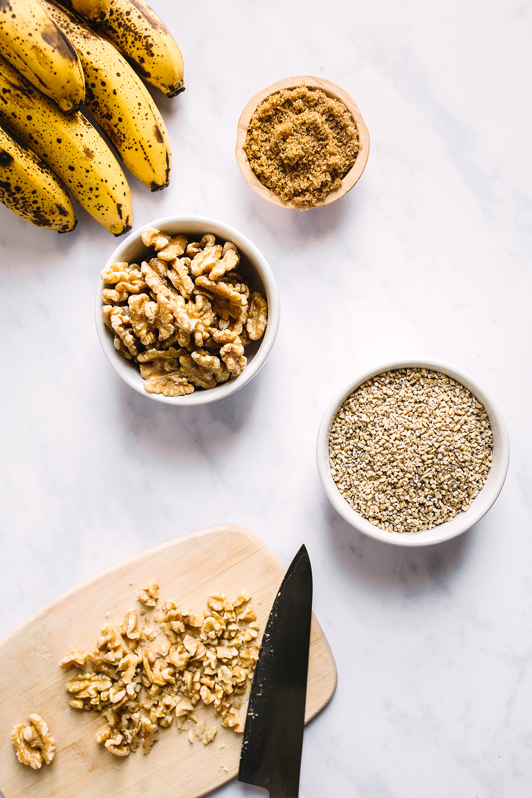 Bruleed Banana Cut Oats