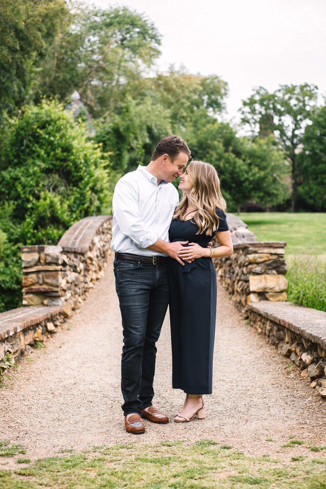 Winston-Salem pregnancy photoshoot