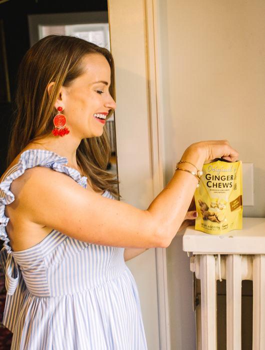 ginger chews benefits