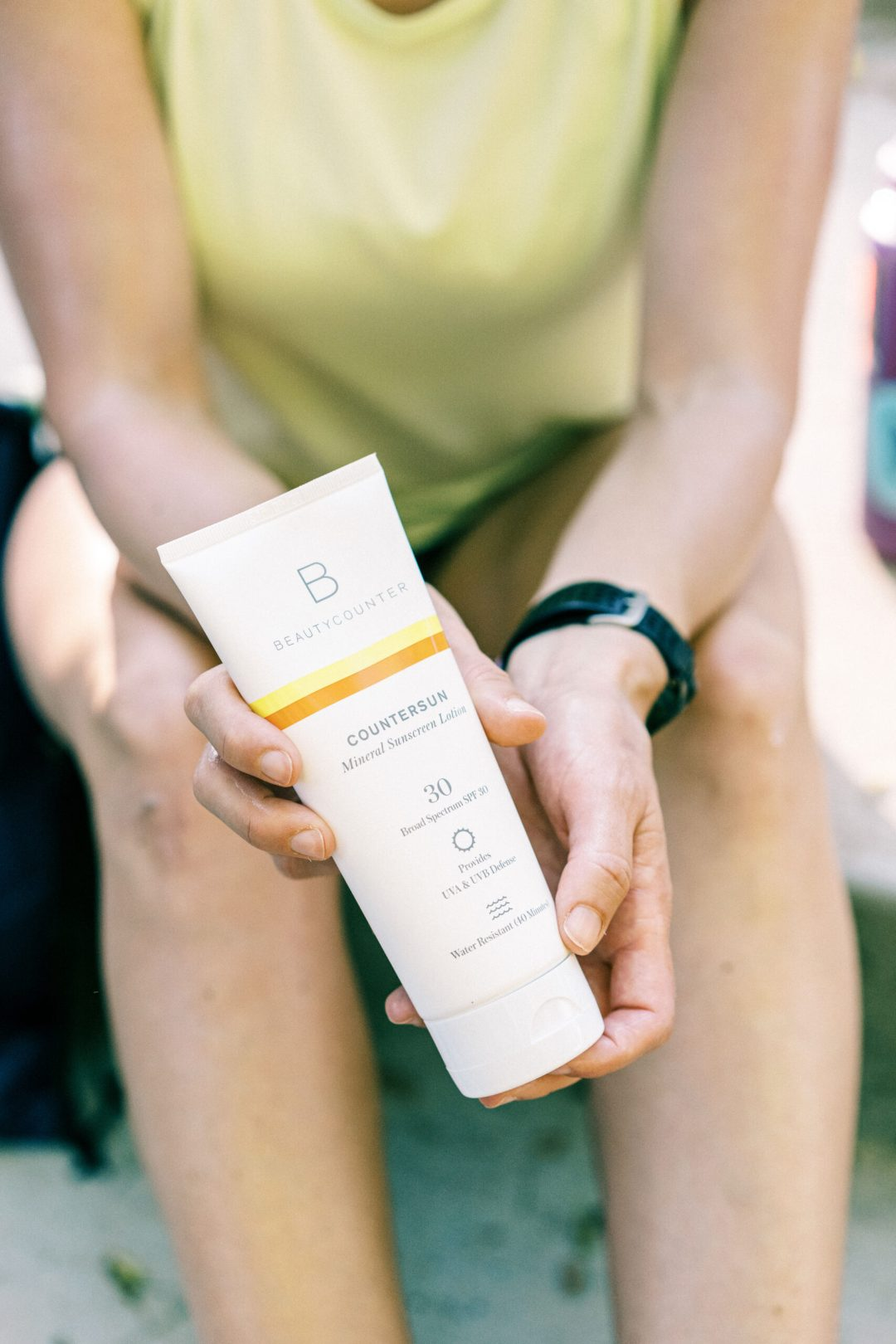 Countersun Lotion review