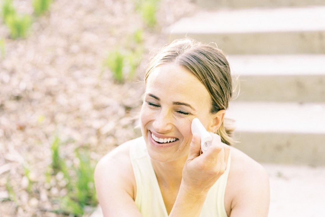 sunscreen stick US | Beautycounter Sunscreen Review