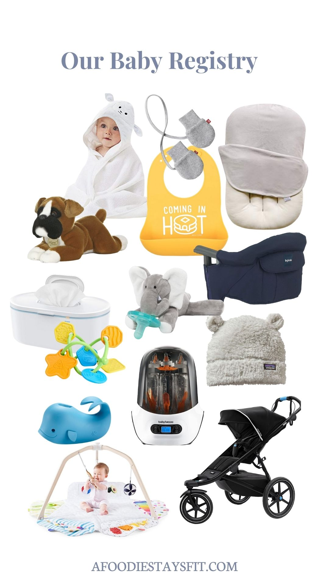 Our Baby Registry Must Haves