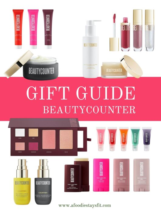 Beautycounter Holiday Gifts