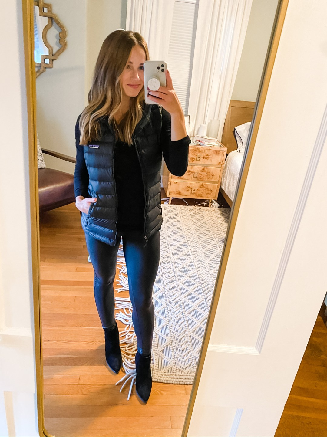 Fall into Winter clothes