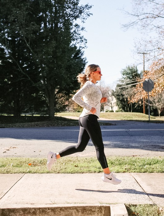 Improve Your Running Before The New Year