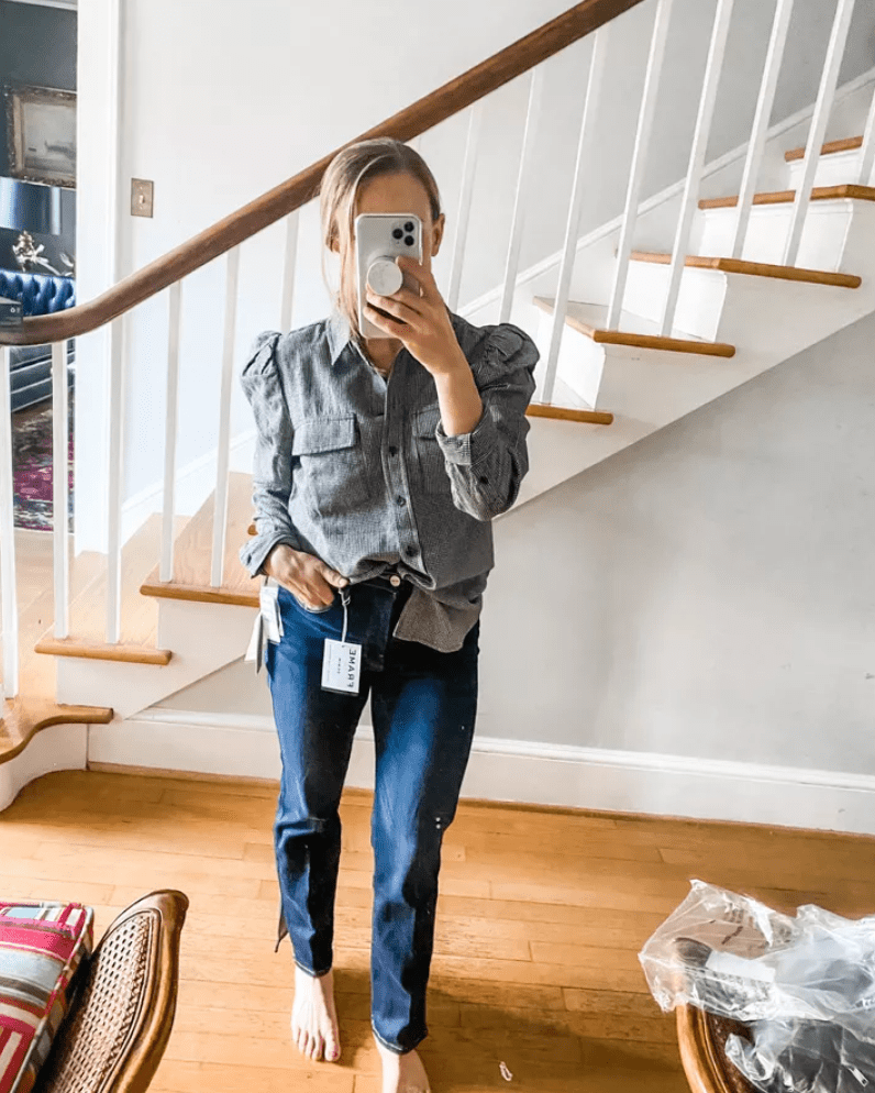 Trunk club January Recent Outfit Roundup