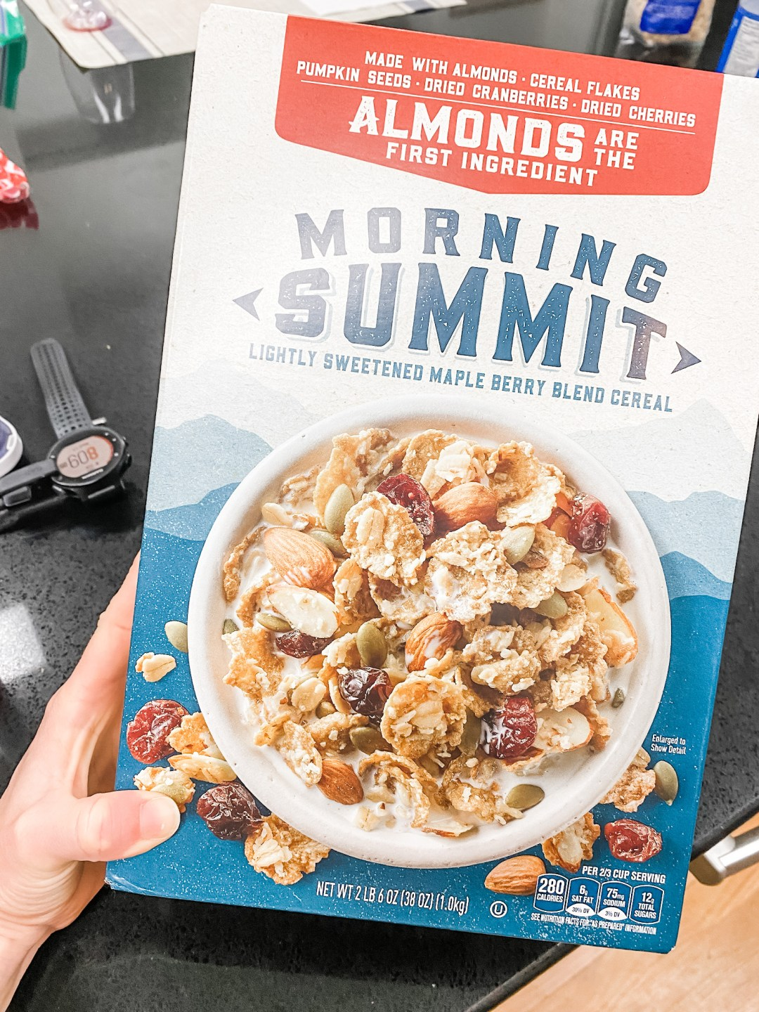 Morning Summit Cereal | Costco Must-Haves