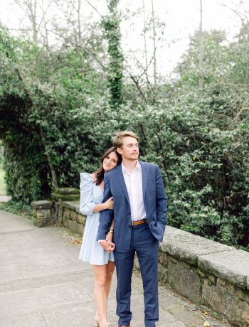 What to Wear for Spring Engagement Pictures