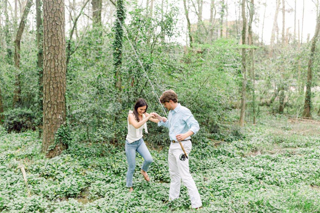 Spring Engagement Photo Inspiration