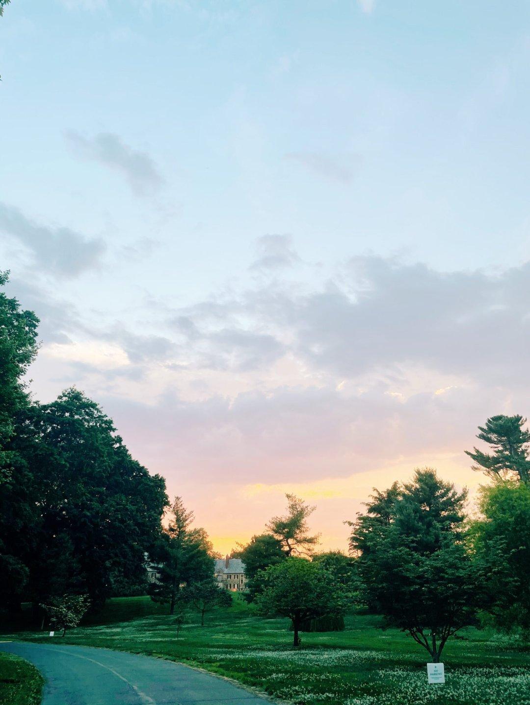Graylyn Manor views