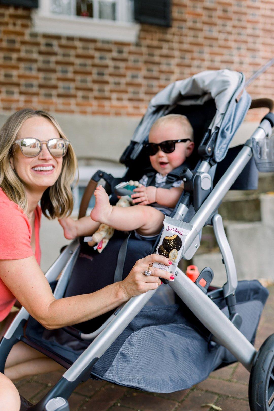 easy functional baby stroller
